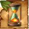 Reloj de arena de chamán