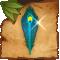Pluma del pavo de Hera