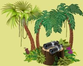 Hágase cargo de los animales de la jungla que pertenecen a los otros jugadores en tu reserva tropical y desarrolle tus capacidades al máximo.