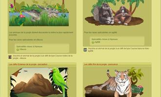 Tropicstory - Los aventuras en la selva